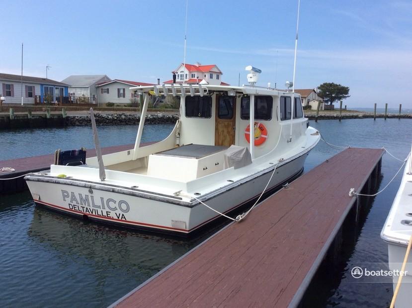 Rent a Deadrise cruiser in Rehoboth Beach, DE near me