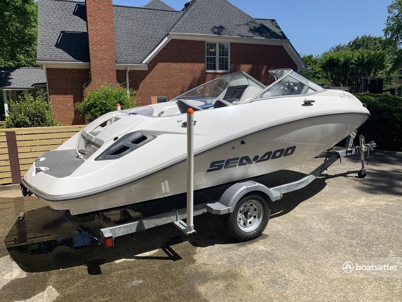 Rent a Sea-Doo jet boat in Marietta, GA near me