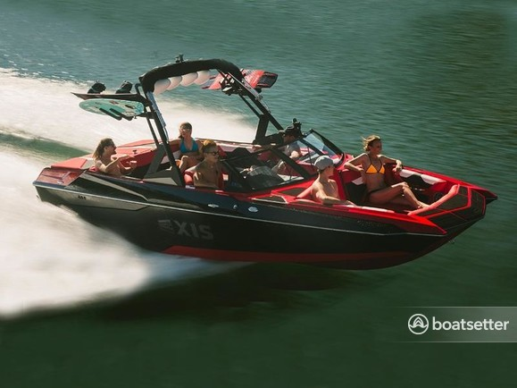 Rent a Axis Wake Research ski and wakeboard in Austin, TX near me