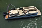 27 ft. Manitou Pontoon 27 SES Triple Tube SHP Platinum Pkg. Pontoon Boat Rental Rest of Southeast Image 3