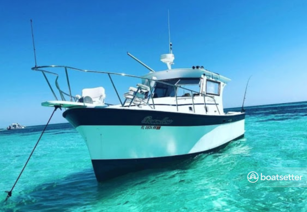 Rent a Luhrs Boats cruiser in Key West, FL near me