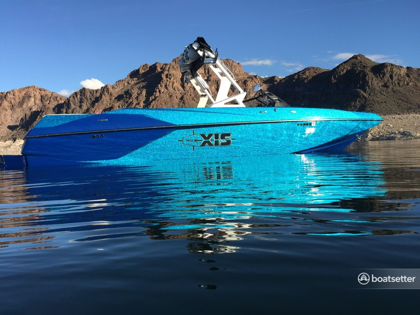 Rent a Axis Wake Research bow rider in Boulder City, NV near me