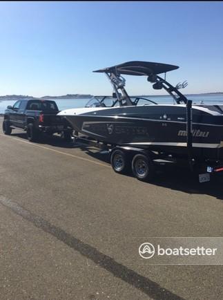Rent a Malibu Boats ski and wakeboard in El Dorado Hills, CA near me