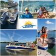 24 ft. NauticStar Boats 243 DC Center Console Boat Rental Miami Image 8