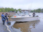 22 ft. Stratos Boats 2250WA Fish And Ski Boat Rental Washington DC Image 6