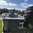 21 ft. Parker Marine 2100 Spec. Ed. W/F150HP Deck Boat Boat Rental Fort Myers Image 9