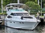 50 ft. Dyna 50' Flybridge Motor Yacht Boat Rental Miami Image 47