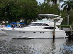 50 ft. Dyna 50' Flybridge Motor Yacht Boat Rental Miami Image 50