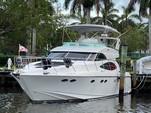 50 ft. Dyna 50' Flybridge Motor Yacht Boat Rental Miami Image 51