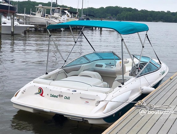 Rent a Wellcraft bow rider in Annapolis, MD near me