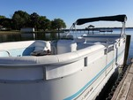 24 ft. Sundancer Pontoons 240 Majestic Pontoon Boat Rental Charlotte Image 6
