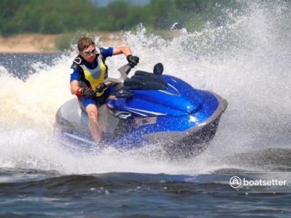 Rent a Yamaha  jet ski / personal water craft in Louisa, VA near me