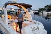 36 ft. Sea Ray Boats 330 Sundancer Cuddy Cabin Boat Rental Daytona Beach  Image 57