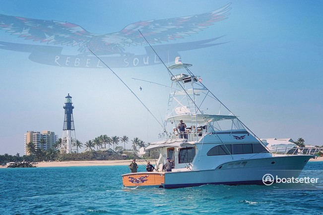 Rent a 65' Sportfish Donzi - Fishing Charter or Cruise!  in Hillsboro Beach, FL near me
