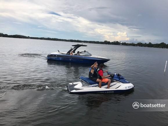 Rent a Malibu Boats ski and wakeboard in Apopka, FL near me