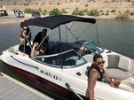 20 ft. Sea Ray Boats 185 Sport BR  Bow Rider Boat Rental Las Vegas-Lake Havasu Image 18
