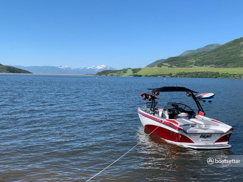 Rent a Tige' Boats ski and_wakeboard in Kearns, UT near me
