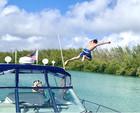 44 ft. Sea Ray Boats 420 Aft Cabin Cruiser Boat Rental Miami Image 17