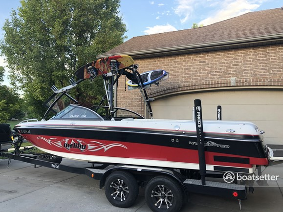 Rent a Malibu Boats ski and wakeboard in Layton, UT near me