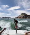 23 ft. Malibu Boats Wakesetter LSV 23 Ski And Wakeboard Boat Rental Rest of Southwest Image 12