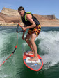 23 ft. Malibu Boats Wakesetter LSV 23 Ski And Wakeboard Boat Rental Rest of Southwest Image 13