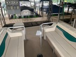 24 ft. Godfrey 24' Sweet Water Pontoon Boat Pontoon Boat Rental Atlanta Image 3