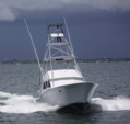 43 ft. Hatteras Yachts 43 Double Cabin Offshore Sport Fishing Boat Rental Miami Image 5