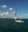 39 ft. Beneteau USA 393 Cruiser Boat Rental Miami Image 6