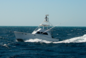 46 ft. Hatteras Yachts 45 Convertible Offshore Sport Fishing Boat Rental Miami Image 3