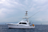 46 ft. Hatteras Yachts 45 Convertible Offshore Sport Fishing Boat Rental Miami Image 7
