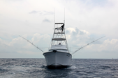 46 ft. Hatteras Yachts 45 Convertible Offshore Sport Fishing Boat Rental Miami Image 8