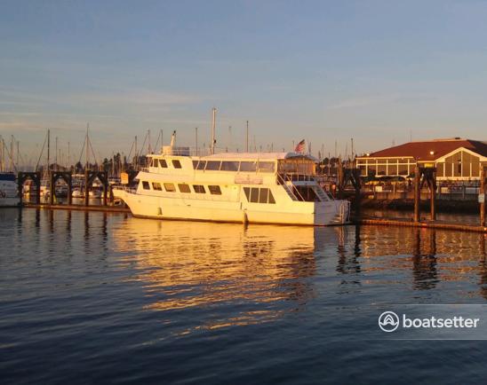 Rent a Custom motor yacht in Everett, WA near me