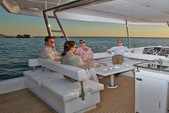 51 ft. Leopard Power Cat Catamaran Boat Rental Tampa Image 3