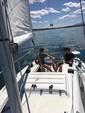 27 ft. Hunter 26.5 Cruiser Racer Boat Rental Rest of Southwest Image 5
