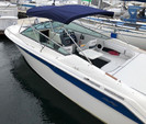 24 ft. Sea Ray Boats 220 Overnighter Cuddy Cabin Boat Rental Los Angeles Image 4