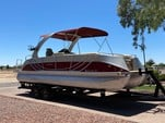 28 ft. South Bay Pontoons 925 Sport TT Tri-Tube Pontoon Boat Rental Phoenix Image 9