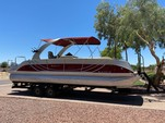 28 ft. South Bay Pontoons 925 Sport TT Tri-Tube Pontoon Boat Rental Phoenix Image 8