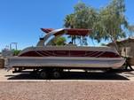 28 ft. South Bay Pontoons 925 Sport TT Tri-Tube Pontoon Boat Rental Phoenix Image 7