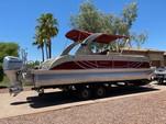 28 ft. South Bay Pontoons 925 Sport TT Tri-Tube Pontoon Boat Rental Phoenix Image 6