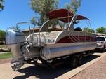 28 ft. South Bay Pontoons 925 Sport TT Tri-Tube Pontoon Boat Rental Phoenix Image 5