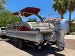 28 ft. South Bay Pontoons 925 Sport TT Tri-Tube Pontoon Boat Rental Phoenix Image 3