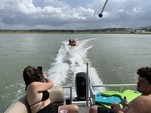 26 ft. Sun Tracker by Tracker Marine Party Barge 24 XP3 w/150ELPT 4-S Pontoon Boat Rental Austin Image 3