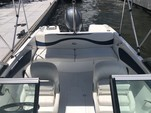 19 ft. Rinker Boats QX18 OB Bow Rider Boat Rental Miami Image 19