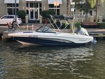 19 ft. Rinker Boats QX18 OB Bow Rider Boat Rental Miami Image 3