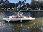 19 ft. Rinker Boats QX18 OB Bow Rider Boat Rental Miami Image 6