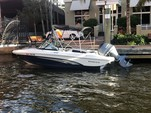 19 ft. Rinker Boats QX18 OB Bow Rider Boat Rental Miami Image 4