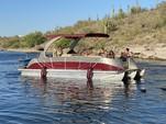28 ft. South Bay Pontoons 925 Sport TT Tri-Tube Pontoon Boat Rental Phoenix Image 16