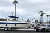 24 ft. Sea Ray Boats 220 Overnighter Cuddy Cabin Boat Rental Los Angeles Image 6