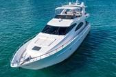 70 ft. Azimut Yachts 70 Sea Jet Motor Yacht Boat Rental Miami Image 5