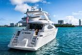 70 ft. Azimut Yachts 70 Sea Jet Motor Yacht Boat Rental Miami Image 8